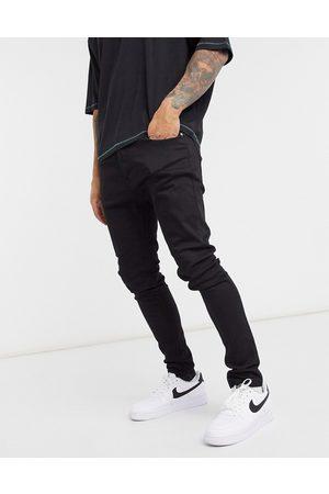 Brave Soul Muži Skinny - Skinny jeans in black
