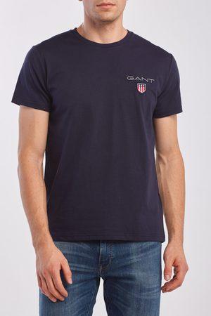 GANT Tričko D1. Medium Shield Ss T-Shirt