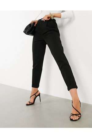 ASOS Ženy Chino - Chino trousers in black