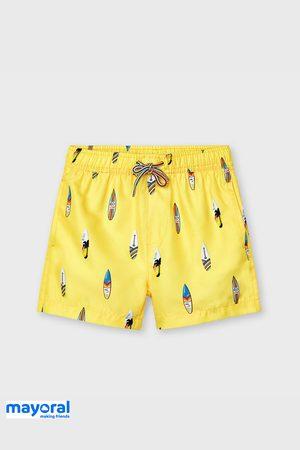 Mayoral Moda Infantil, S:A.U. Chlapci Šortky - Chlapecké plavkové šortky Mayoral Surf