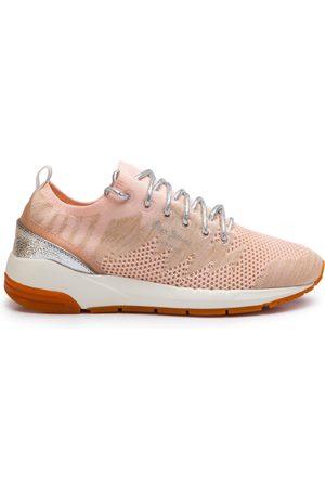 Pepe Jeans Ženy Tenisky - Dámské oranžové tenisky