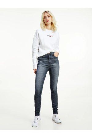 Tommy Hilfiger Dámské šedé džíny
