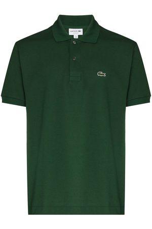 Lacoste Muži S krátkým rukávem - Logo-patch short-sleeve polo shirt