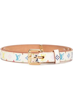 LOUIS VUITTON 2004 pre-owned monogram ceinture belt