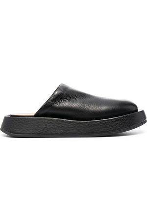 MARSÈLL Leather slippers