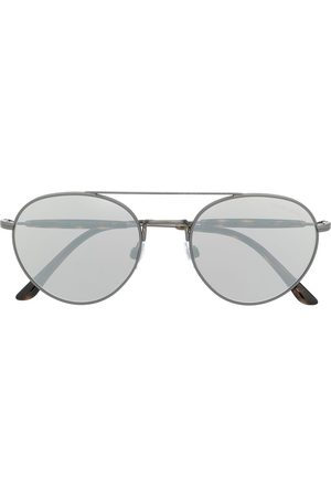 Armani Round-frame sunglasses