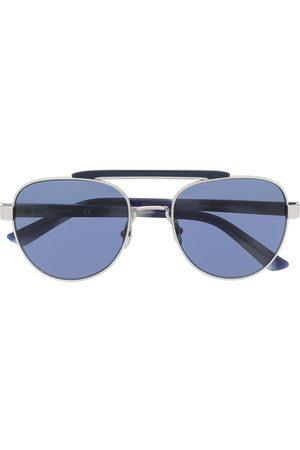 Calvin Klein CK19306S round-frame sunglasses