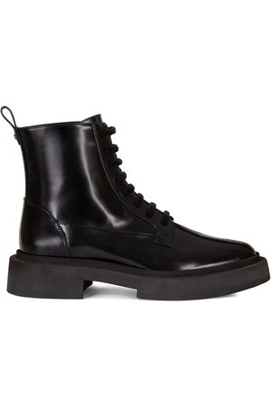 Giuseppe Zanotti Lace-up combat boots