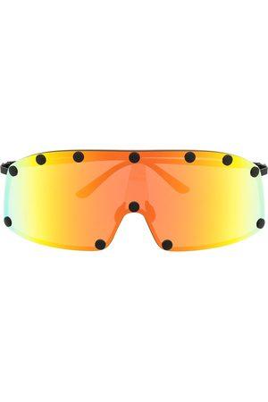 Rick Owens Shielding tinted sunglasses