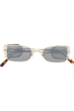 MATSUDA 10611H rounded-frame sunglasses