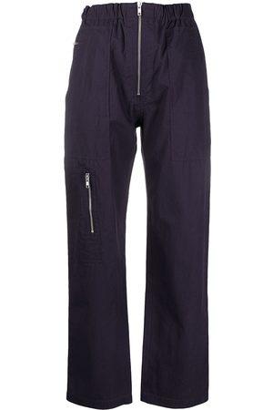 Isabel Marant Straight-leg cargo trousers