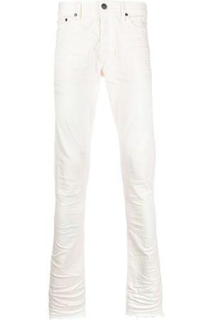 JOHN ELLIOTT Low-rise skinny-fit jeans