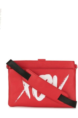 Ports V Graphic-print crossbody bag