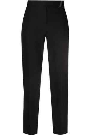 Brunello Cucinelli Cropped tailored trousers