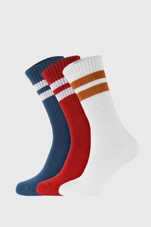 Cotton On Muži Ponožky - 3 PACK barevných ponožek Active