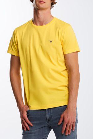 GANT Muži S límečkem - Tričko Original Ss T-Shirt