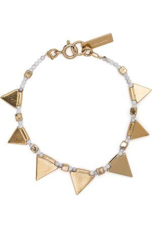 Isabel Marant Triangle charm bracelet