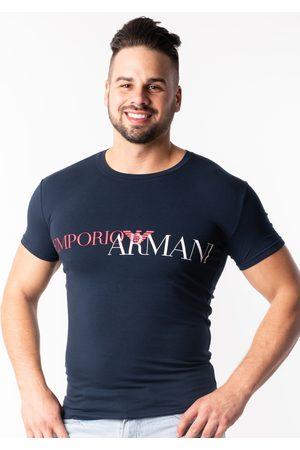 Emporio Armani Muži S krátkým rukávem - Pánské tričko 111035 9P516 M