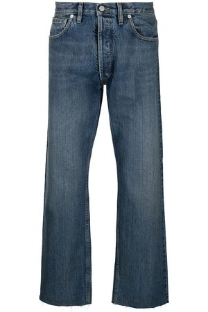 Maison Margiela Straight-leg denim jeans