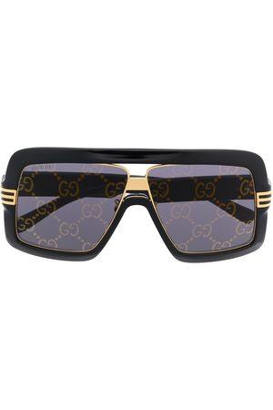 Gucci Square-frame oversized sunglasses