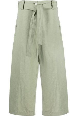 Moncler Genius Tied-waist culottes