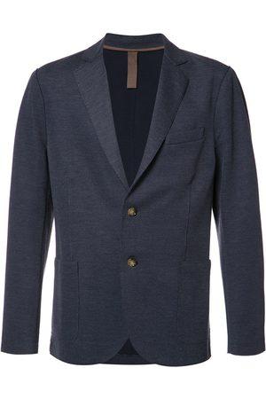ELEVENTY Classic denim blazer