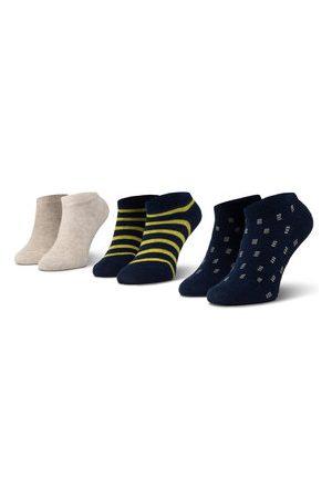 Mayoral Sada 3 párů dětských nízkých ponožek