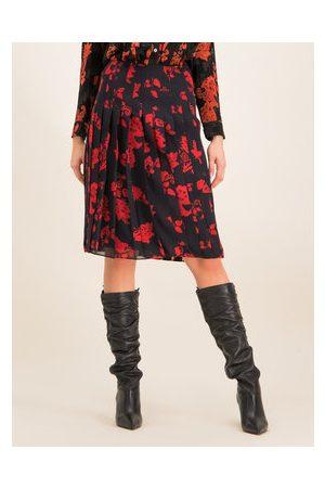 Tory Burch Plisovaná sukně