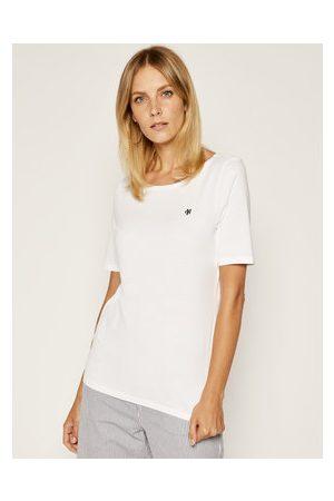 Marc O' Polo Ženy S límečkem - T-Shirt