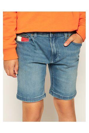 Tommy Hilfiger Chlapci Šortky - Džínové šortky