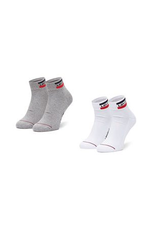Levi's Sada 2 párů pánských vysokých ponožek