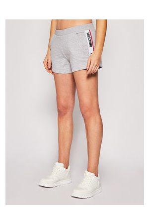 MOSCHINO Underwear & Swim Šortky z materiálu