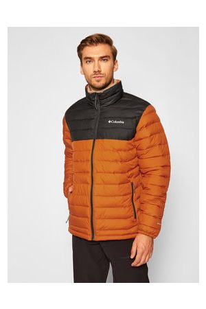 Columbia Muži Péřové bundy - Vatovaná bunda