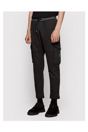Boss Muži Tepláky - Teplákové kalhoty