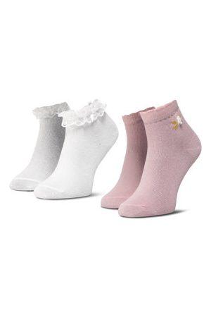 Mayoral Sada 2 párů dětských vysokých ponožek