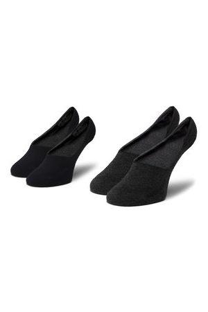 Levi's Sada 2 párů kotníkových ponožek unisex
