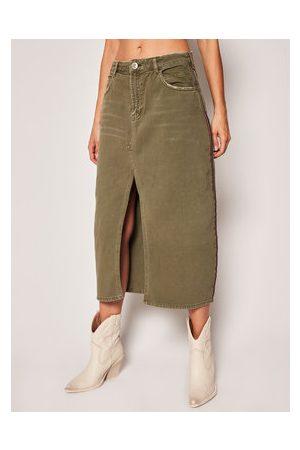 ONE TEASPOON Džínová sukně