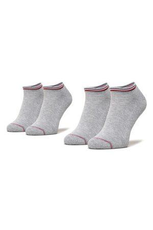 Tommy Hilfiger Sada 2 párů pánských nízkých ponožek