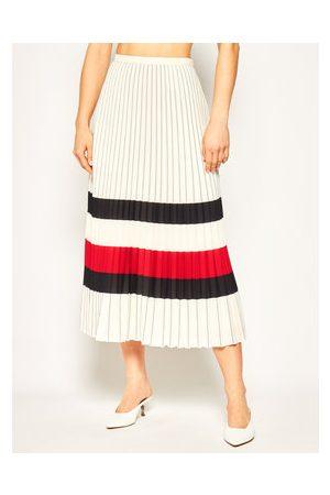 Tommy Hilfiger Plisovaná sukně