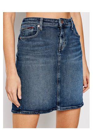 Tommy Hilfiger Džínová sukně