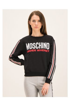 MOSCHINO Underwear & Swim Mikina