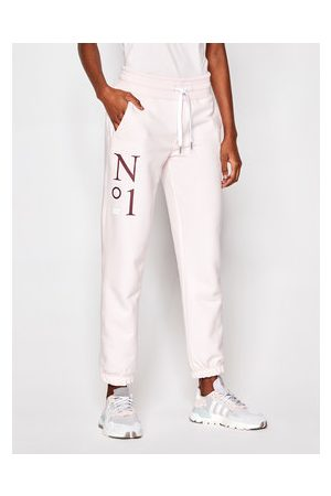 PLNY LALA Teplákové kalhoty