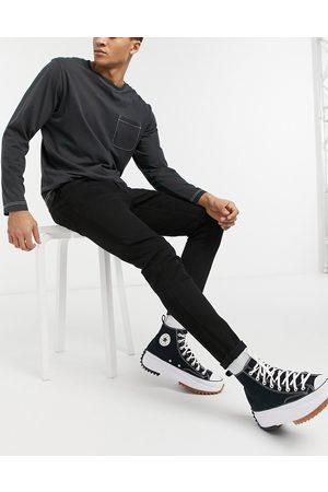 New Look Muži Skinny - Skinny jeans in black