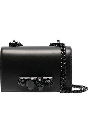 Alexander McQueen Mini Jewelled Satchel crossbody bag