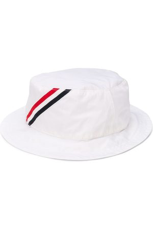 Thom Browne RWB-stripe bucket hat