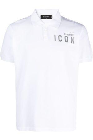 Dsquared2 Muži S krátkým rukávem - Icon short-sleeve polo shirt