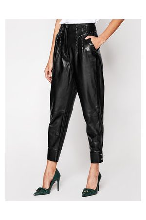 IRO Kožené kalhoty