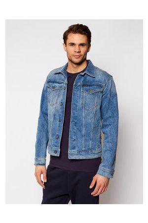 G-Star Muži Džínové bundy - Jeansová bunda