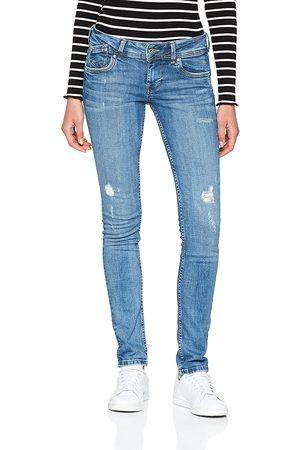 Pepe Jeans Dámské modré džíny Vera