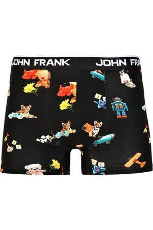 JOHN FRANK Pánské boxerky JFBD327 L